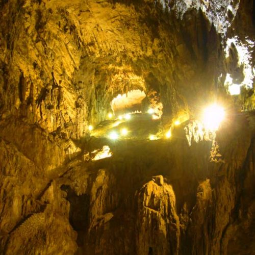 Do Albanii 2009 - Szkocjanskie Jamy w Słowenii