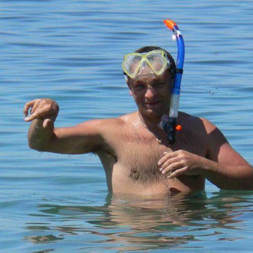 Do Albanii 2009 - nurkowanie w Chorwacji
