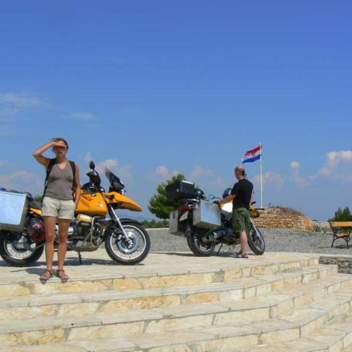 Do Albanii 2009 - Chorwacja
