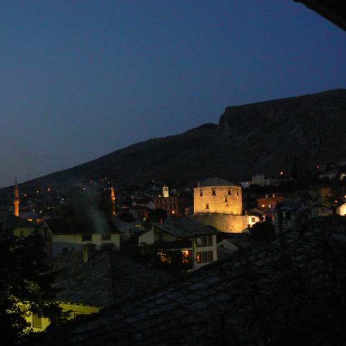 Do Albanii 2009 - Mostar w Bośni i Hercegowinie