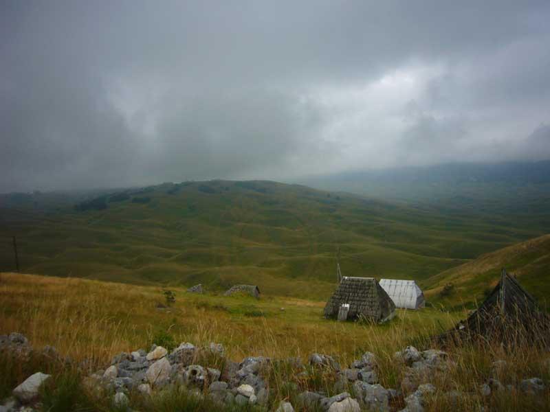 Do Albanii 2009 - Durmitor w Czarnogórze