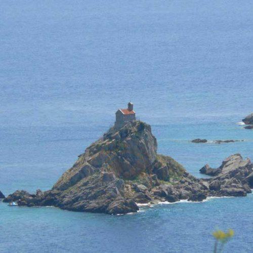 Do Albanii 2009 - okolice Budwy w Czarnogórze