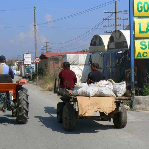 Do Albanii 2009 - wyścig rydwanów w Albanii