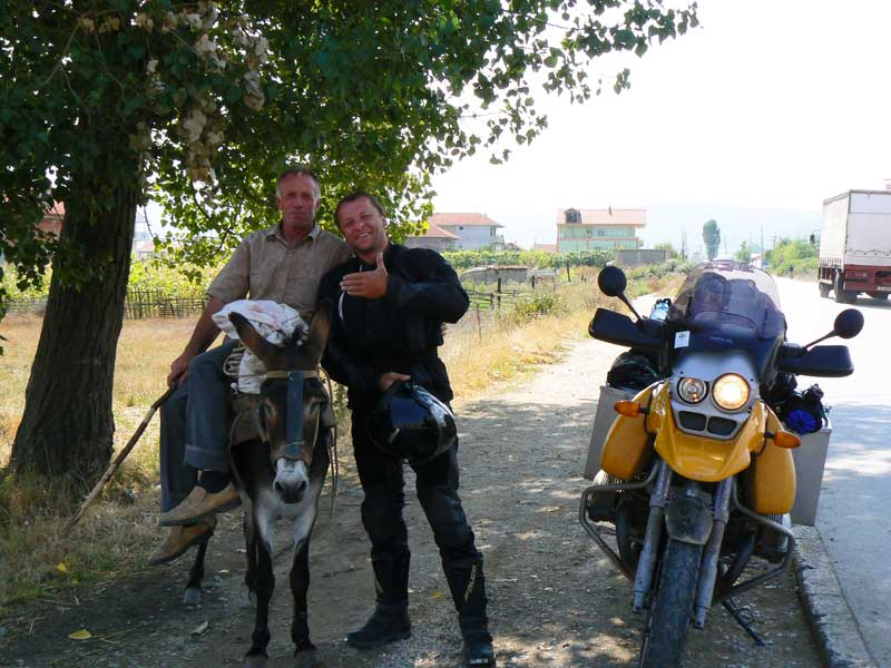 Wyprawa do Albanii – 2009