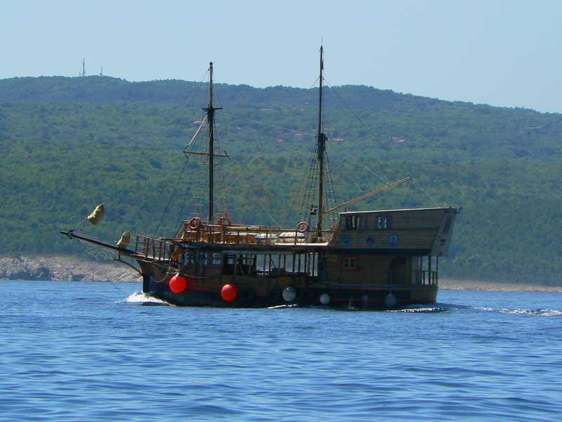 Do Albanii 2009 - nurkowanie w Adriatyku w Chorwacji