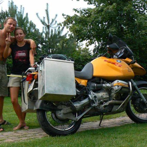 Do Albanii 2009 - po powrocie - Lubaczów, Polska