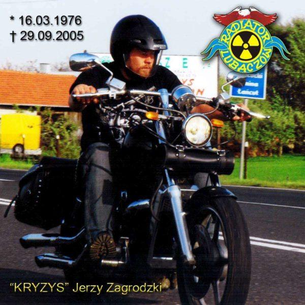 Kryzys - Jerzy Zagrodzki