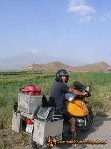 Khor Virap - klasztor strzegący góry Ararat