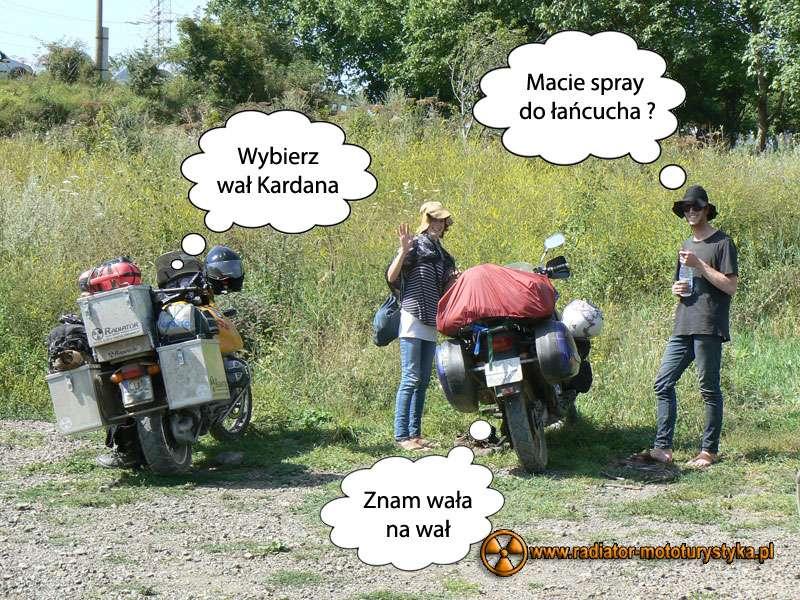 Poradnik podróżującego motocyklisty – część II