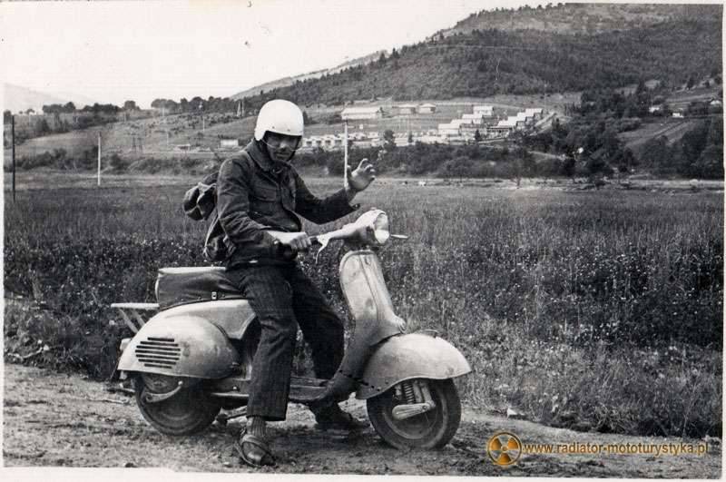 """Poradnik Podróżującego Motocyklisty - """"Pędziwiatr"""" jedzie w pojedynkę"""