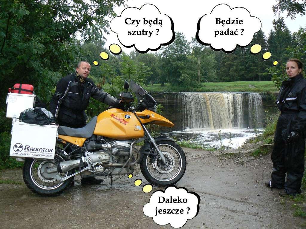 Poradnik Podróżującego Motocyklisty - pomysł na wyprawę