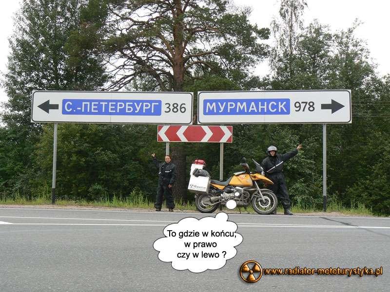 Poradnik podróżującego motocyklisty – część IV