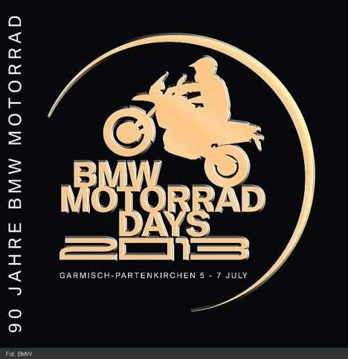 Dzisiaj zaczyna się BMW Motorrad Days w Garmisch-Partenkirchen