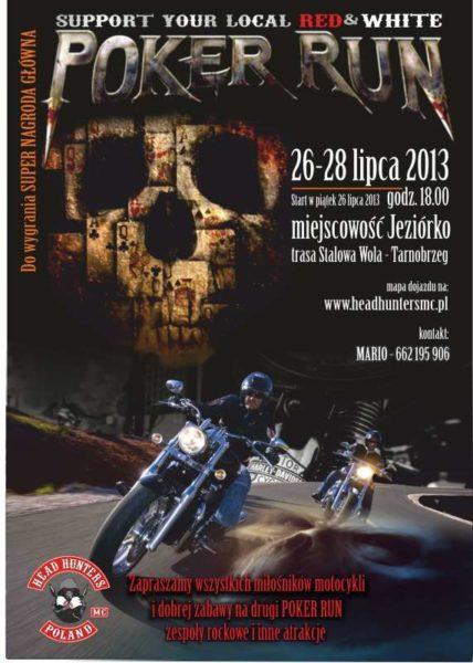Zloty motocyklowe 26-28 lipca 2013