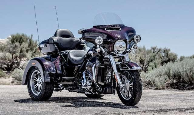 Harley Davidson Tri Glide