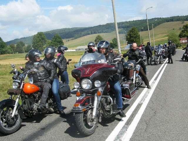 XIX Międzynarodowy zlot motocykli Steel Horses Meeting ZDYNIA