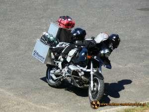 Wyprawa motocyklowa – Bułgarski Bastion Komunizmu. BMW R1150GS.