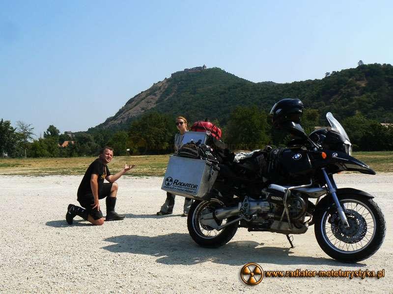Wyprawa motocyklowa – Bułgarski Bastion Komunizmu. Wyszehrad.