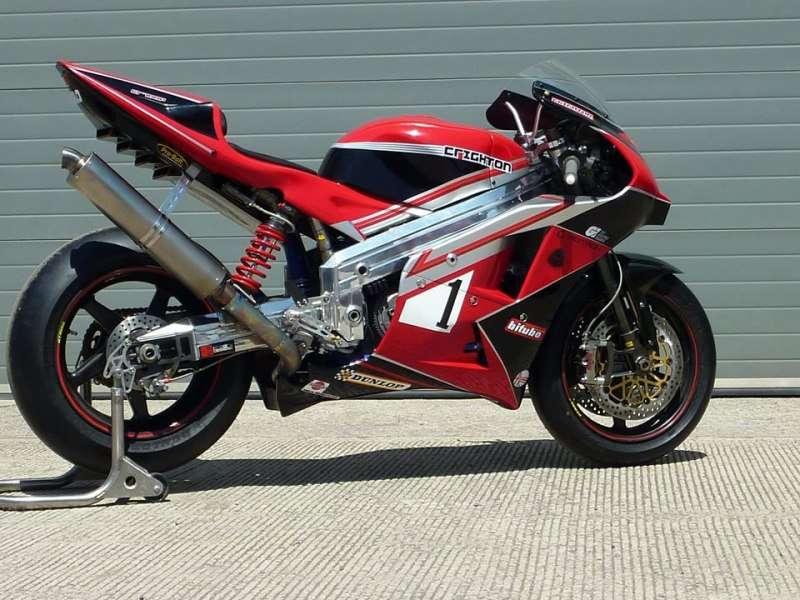 Crighton Racing CR700P