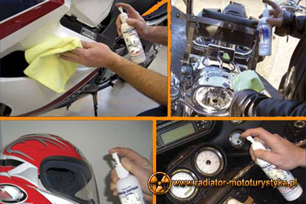 Pielęgnacja motocykla
