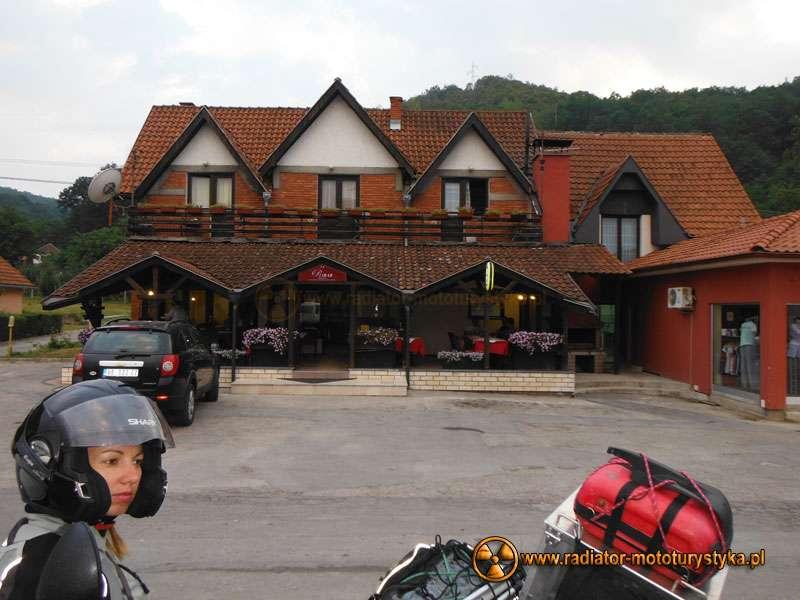 Wyprawa motocyklowa – Bułgarski Bastion Komunizmu - Arilje