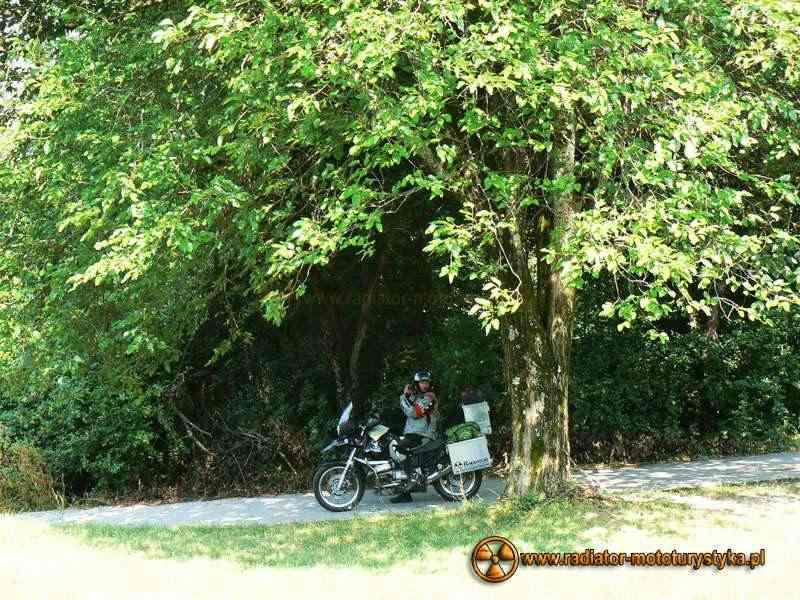 Wyprawa motocyklowa – Bułgarski Bastion Komunizmu - ruszamy do monastyru św. Kuźmy i Damiana