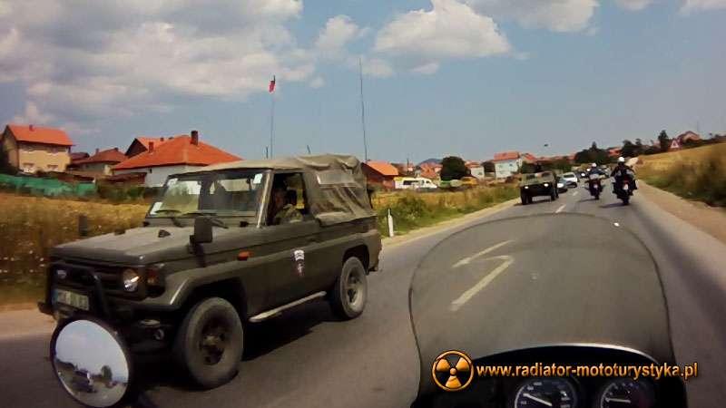 Wyprawa motocyklowa – Bułgarski Bastion Komunizmu - albańskie Kosowo