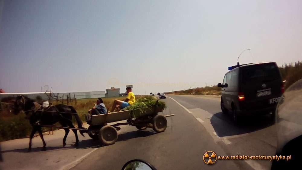 Wyprawa motocyklowa – Bułgarski Bastion Komunizmu - Kosowo