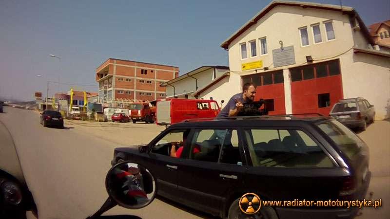 Wyprawa motocyklowa – Bułgarski Bastion Komunizmu - V-jak Victoria - Prisztina