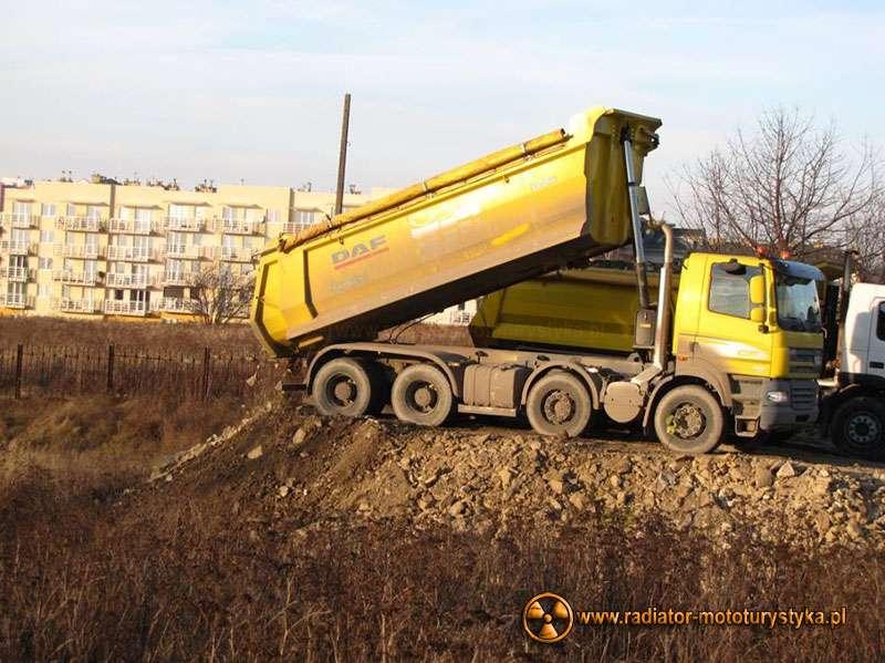 Likwidacja Toru Lublin – już niedługo zniknie pod warstwą ziemi…