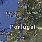W 30 dni dookoła Półwyspu Iberyjskiego. Źródło: google maps.
