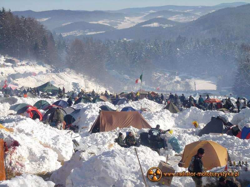 Nordkapp zimą – samotny rajd przez śniegi…