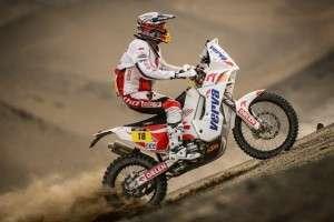 Dakar 2014, fot. Red Bull