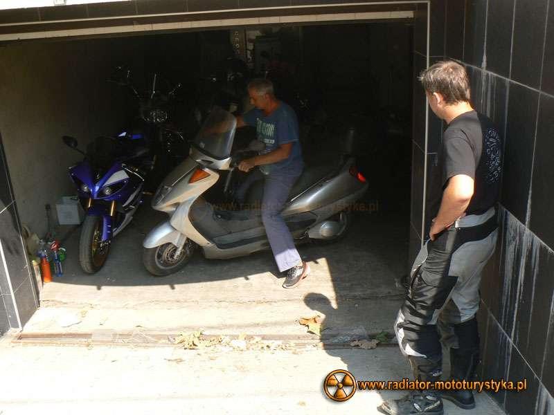 Wyprawa motocyklowa – Bułgarski Bastion Komunizmu - Leskovac
