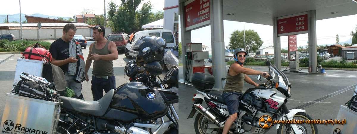 Wyprawa motocyklowa – Bułgarski Bastion Komunizmu - Kjustendil