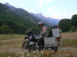 Wyprawa motocyklowa – Bułgarski Bastion Komunizmu - Rila Monastery