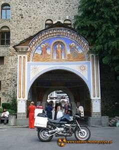 Wyprawa motocyklowa – Bułgarski Bastion Komunizmu - Rylski Monastyr