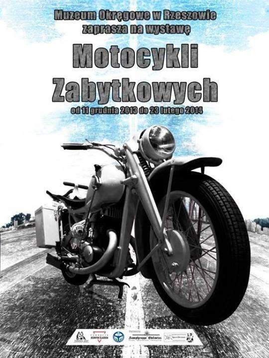 Wystawa Motocykli Zabytkowych - Rzeszów