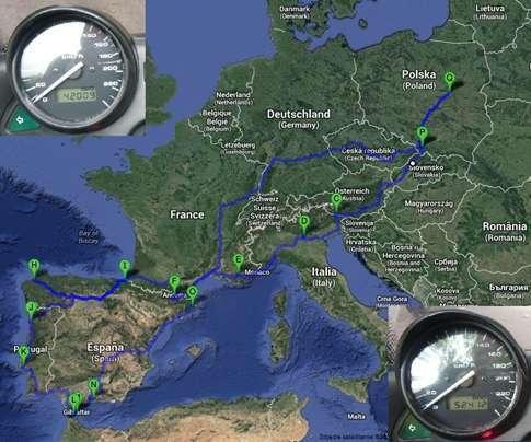 W 30 dni dookoła Półwyspu Iberyjskiego, czyli korrida, porto oraz kameleony część 5