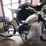 Z wystawy motocykli