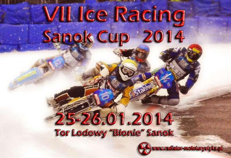 Ice Racing Sanok 2014