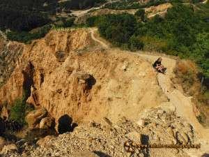 Wyprawa motocyklowa – Bułgarski Bastion Komunizmu – Stobskie Piramidy