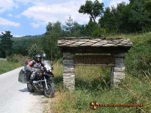 Wyprawa motocyklowa – Bułgarski Bastion Komunizmu – Kowaczewica