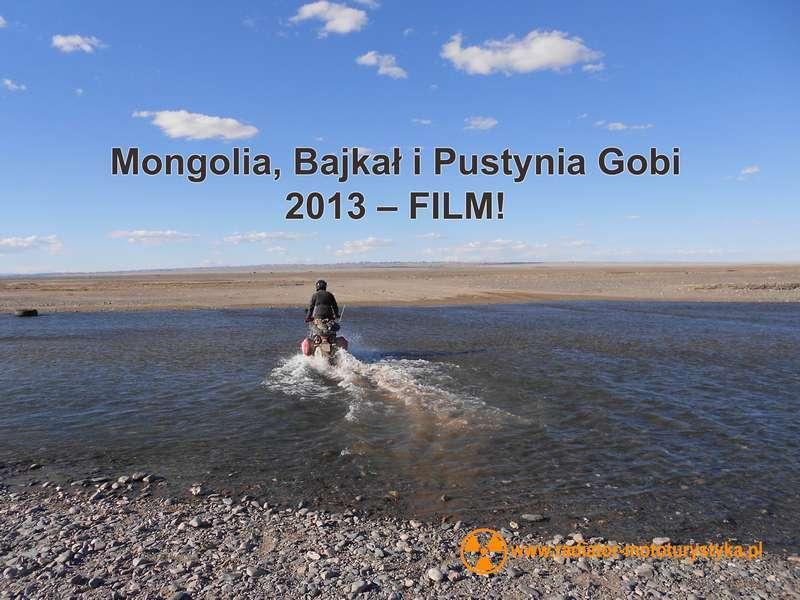 Bajkał i Mongolia w siodle 2013