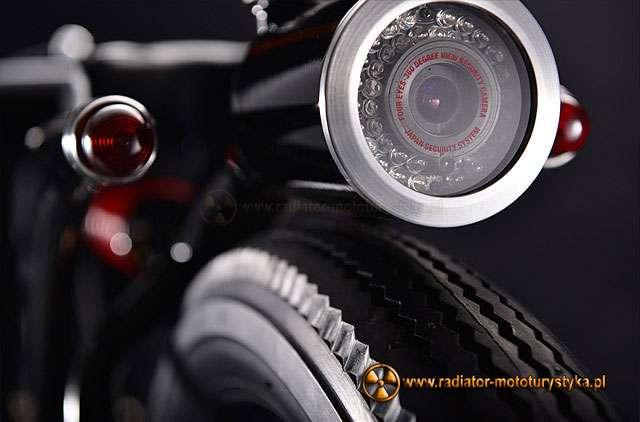 Honda kamera