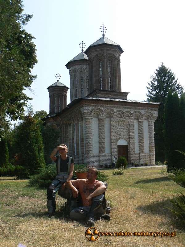Wyprawa motocyklowa – Bułgarski Bastion Komunizmu - Snagov