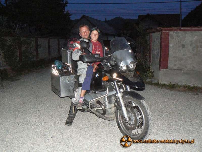 Wyprawa motocyklowa – Bułgarski Bastion Komunizmu - Maramuresz