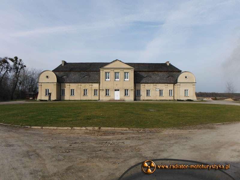 Dorohusk pałac Suchodolskich