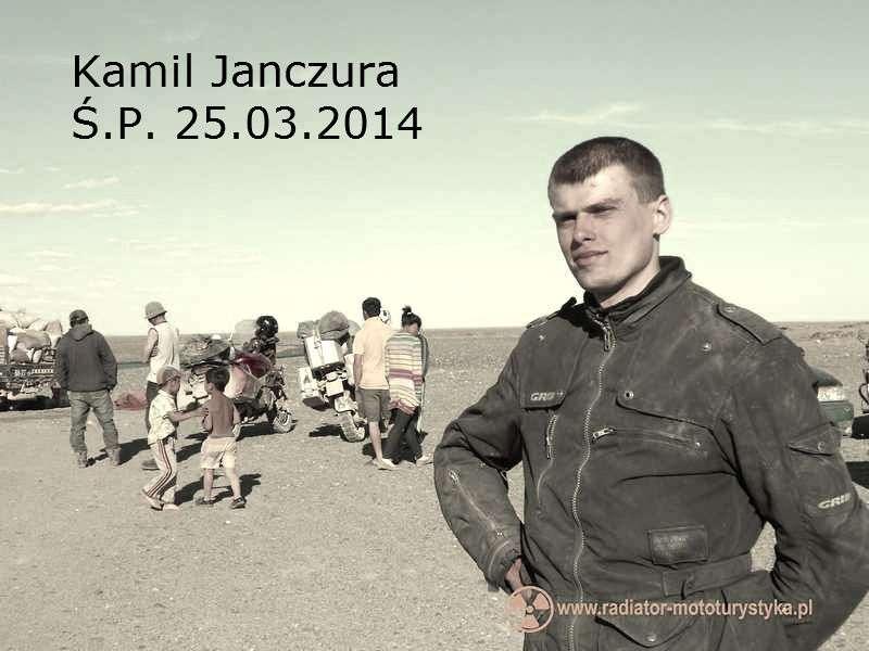 Kamil Janczura nie żyje