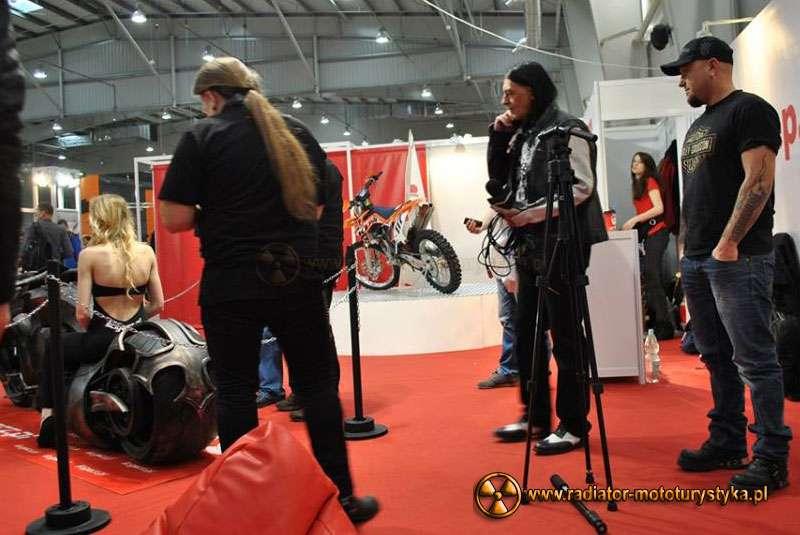 Game Over Cycles - Behemoth Bike, fot. facebook